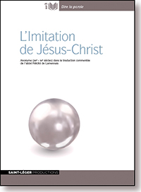 Thoma A Kempis, l'Imitation de Jesus-Christ, livre audio